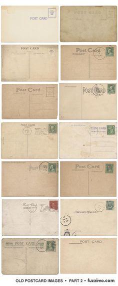 Old Postcard Images