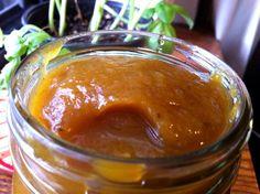 Homemade Crockpot Pumpkin Butter