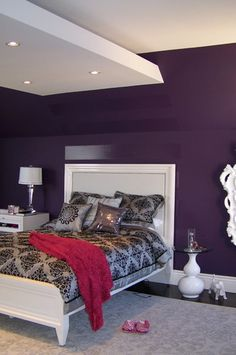 teen bedroom - contemporary - bedroom - san francisco - Nina sobiNina Design