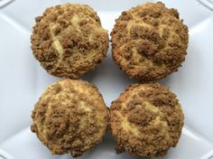 Coffee Cake Muffins | Serious Eats : Recipes