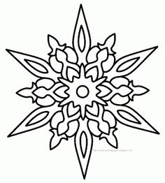 LOTS OF  COLORING PAGES CHRISTMAS - 100S OF THEM ON THIS PAGE... PRINT A FEW OUT AND STAPLE THEM INTO A COLOURING BOOK FOR BOREDOM BUSTING! MANDALA SNOWFLAKE COLOURING PAGE