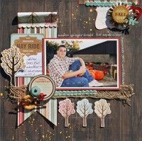 A Project by sstringfellow from our Scrapbooking Gallery originally submitted 10/23/12 at 09:41 AM