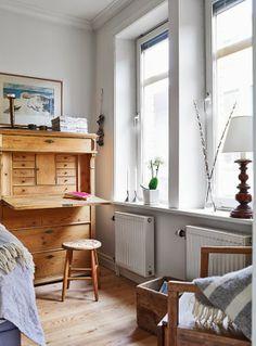 Jurnal de design interior - Amenajări interioare : Amenajare 2 camere în 46 m²