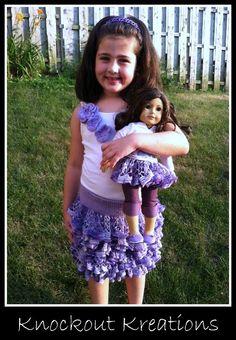 PATTERN  K Ruffle Skirt by KnockoutKreations on Etsy, $3.99 ruffl skirt, sashay yarn, skirt patterns, crochet ruffle skirt pattern, skirts