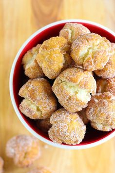 Mandy's Recipe Box: Donut Drops