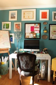 Remodelaholic | Best Paint Colors for Your Home: TURQUOISE