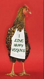 Happy Vegans
