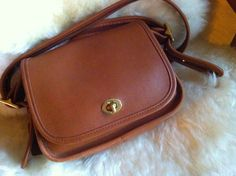 Vintage Coach Trail Bag Made in the United by ThePaintedSaddle, $85.00