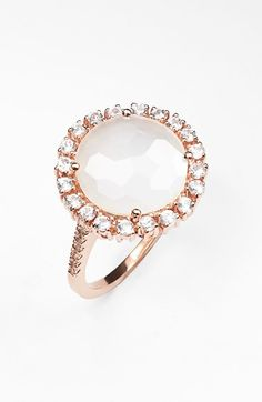 Gorgeous Round Ring