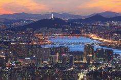 Seul, Corea del Sur