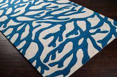 Coastal Style Rugs ~ on Pinterest