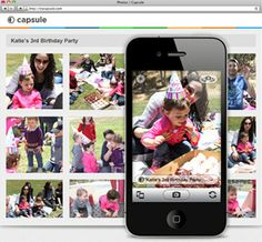 Want A Better Way Than Facebook to Organize Events & Share Photos?