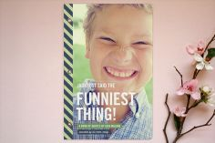 Personalized kid quote book on minted.  VERY cute!