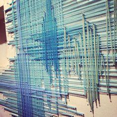 String art wall