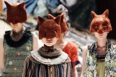 kaotus: japanese fashion week