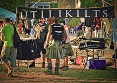 What's the latest fashion for handymen – would you believe skirts? Close! It's actually kilts with pockets for hammers, drills and other tools. Hear how a hot summer inspired a handyman to invent the Utilikilt. - The story of Utilikilt, today on Why Didn't I Think of That? - https://thinkofthat.net/app/utilikilt/