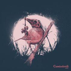 Camiseta 'O pássaro de Stalingrado.' - Catalogo Camiseteria.com
