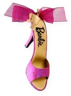 "Barbie Keepsake Hallmark Ornament - ""Shoe-sational!"" 2009"