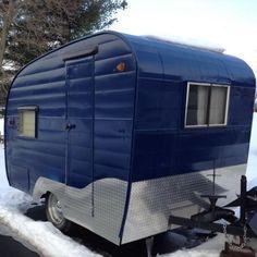 Vintage 1963 Shasta camper Trailer 13ft | eBay