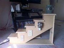 display box, display stand
