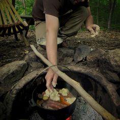 campfir cook
