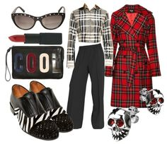 Punk meets preppy