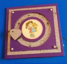 Circle Spinner Card tutorial by Dharshana...she makes it look so simple and no special tools required!