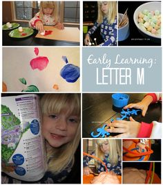Early Learning: Lett