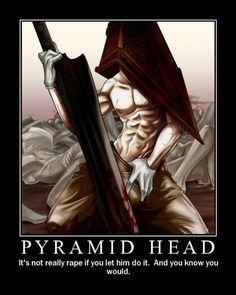 pyramid head <3
