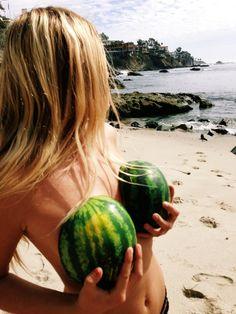 beach bach, beaches, bucket list, funny pictures, blondes, bachelorette games, watermelon, summer fun, peanut butter