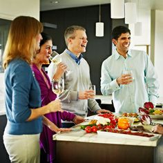 Host a South Beach Diet-Friendly Oscar Party!