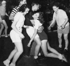 London Dance Marathon, 1940s