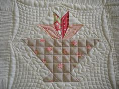 A Quilting Life. Beautiful!