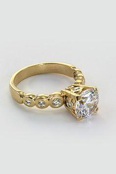 33 alternative engagement rings for the offbeat bride diamond rings, bride