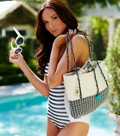 beach bags, craft stores