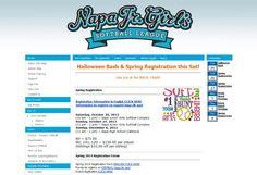 Napa Jr. Girl's Softball League