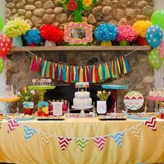 Curious Cami's 3rd Birthday Party {Curious George}