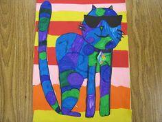 One Happy Art Teacher: First Grade