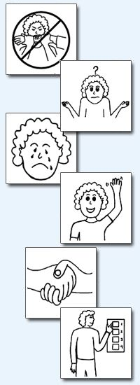 Great picture cards (similar to Boardmaker) from Do2Learn: Educational Resources for Special Needs