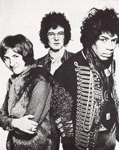 The Jimi Hendrix Experience (1968)