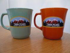 Twin Peaks Sheriff Department mug