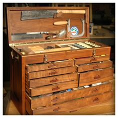 Woodworker Tool Chest