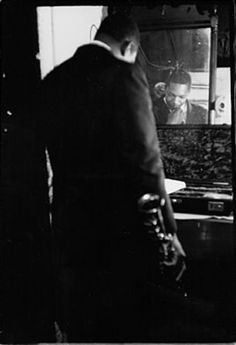 Coltrane - backstage
