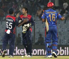 Nepal register second win in ICC T20, beat Afghan by 9 runs