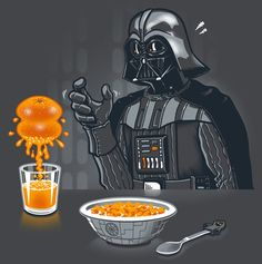 Darth Breakfast