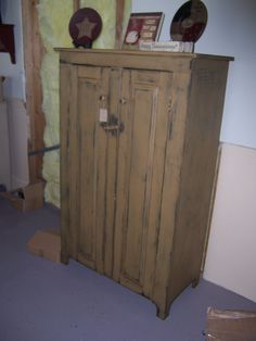 Colonial Jelly cupboard