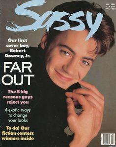 robert downey junior, bob, robert downey jr, rdj, magazines, sassi magazin, stapl, benedict cumberbatch, juli 1989