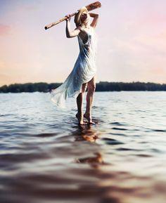 walking on water by karrah kobus