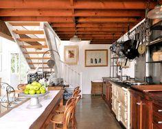 House & Garden > Industrial chic: Southern Highlands modern barn :ninemsn Homes