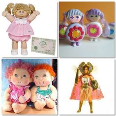 """I had the she-ra doll on bottom right......that was my """"skipper"""" for my barbie!! lmao"""